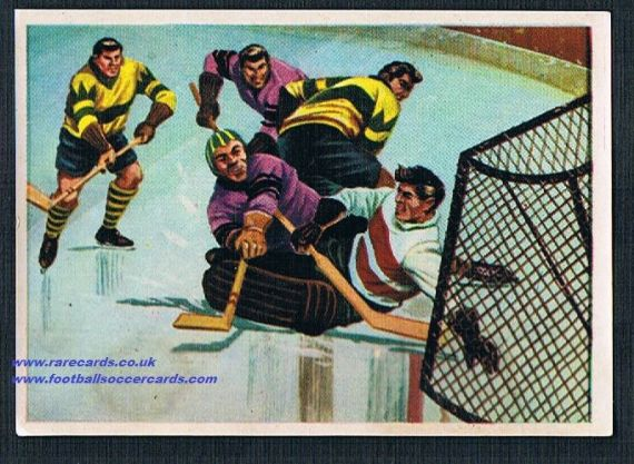 1963 Bruguera Canadell 175 ice hockey.